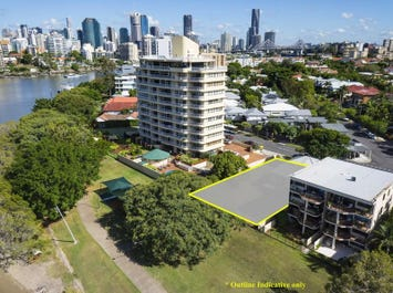 140-142 Oxlade Drive, New Farm, Qld 4005