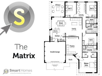 The Matrix - floorplan