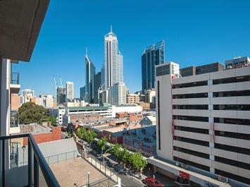 17/418 Murray Street, Perth, WA 6000