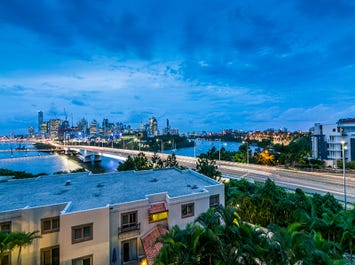 28/50 Lower River Terrace, South Brisbane, Qld 4101