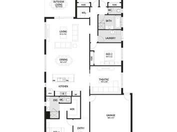 Santa Monica 28 - floorplan
