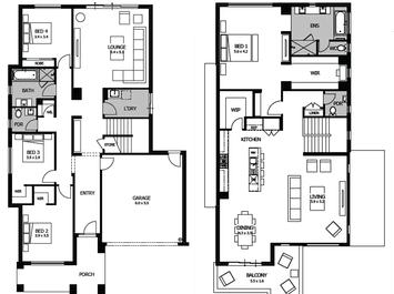 Fairhaven 39 - floorplan