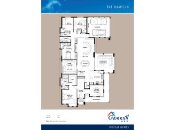 The Hamelin - floorplan