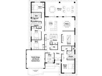 The New Dimension - floorplan