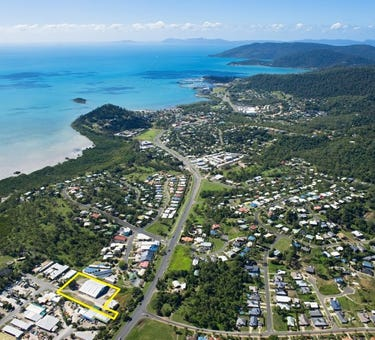 Lots 1-4 on SP 234990 & Lot 100 on SP 274040, 11 Garema Street, Cannonvale, Qld 4802