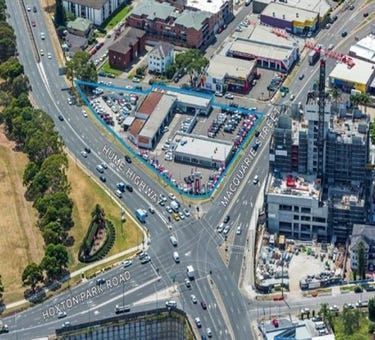 431 Macquarie Street, Liverpool, NSW 2170