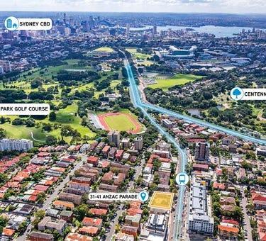 31-41 Anzac Parade, Kensington, NSW 2033