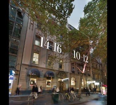 10-12 and 14-16 Collins Street, Melbourne, Vic 3000