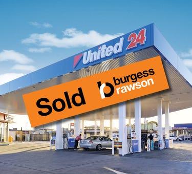 United Service Station, 302-306 Aberdeen Street, Geelong, Vic 3220