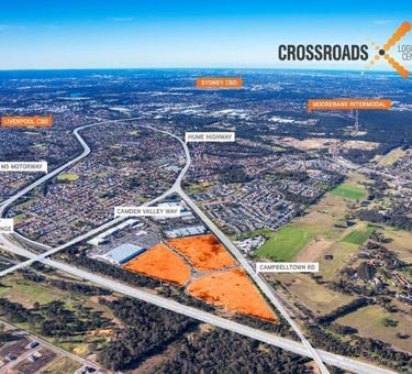 Crossroads Logistics Centre, Cnr Campbelltown Rd and Hume Highway, Casula, NSW 2170
