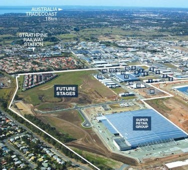 New Base Business Park, Corner French Ave & Leitchs Road, Brendale, Qld 4500