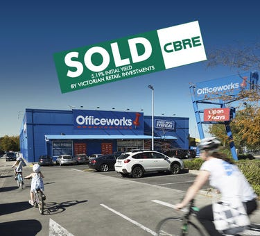 Office Works Ballarat, 116 Creswick Road, Ballarat Central, Vic 3350