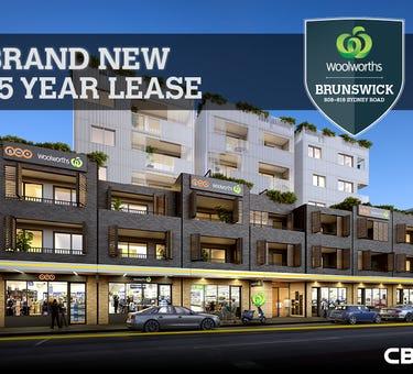 WOOLWORTHS BRUNSWICK, 808-818 Sydney Road, Brunswick, Vic 3056
