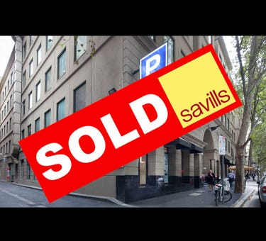Car Park, 517-537 Flinders Lane, Melbourne, Vic 3000
