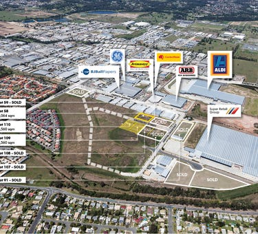 NewBase Business Park Corner Leitchs Road & French Avenue, Brendale, Qld 4500