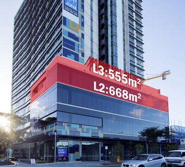 Level 2 & 3, Mosaic, 826 -852 Ann Street, Fortitude Valley, Qld 4006