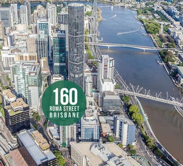Level 1, 160 Roma Street, Brisbane City, Qld 4000