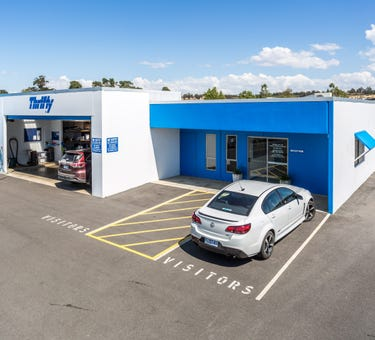 Thrifty Rentals, 1A Hudson Fysh Drive, Launceston, Tas 7250