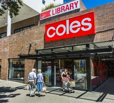 Coles Five Dock, 4-12 Garfield Street, Five Dock, NSW 2046