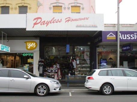 Puckle Street Moonee Ponds Cafe