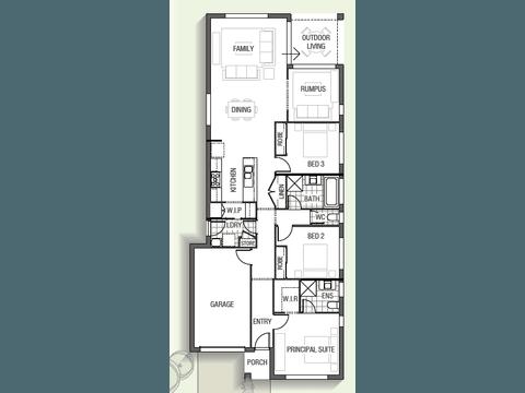 Aspen 1028 - floorplan