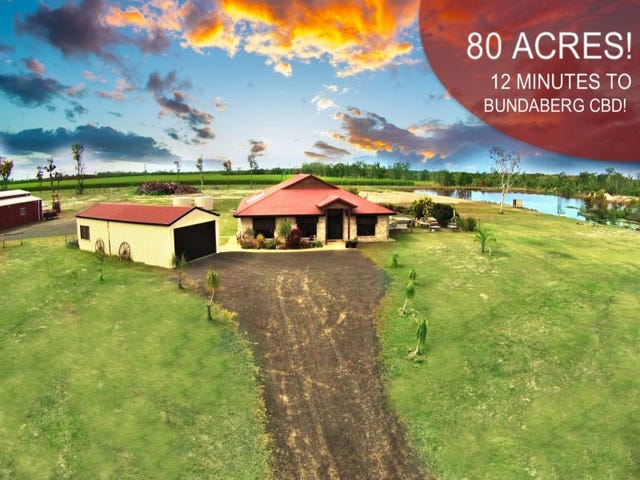 399 Dr Mays Crossing Rd, Calavos, Qld 4670