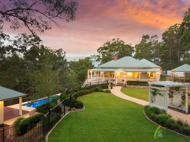 320 Old Farm Rd, Pullenvale, Qld 4069