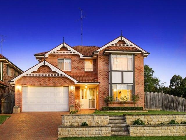 1 Carlisle Crescent, Kellyville, NSW 2155