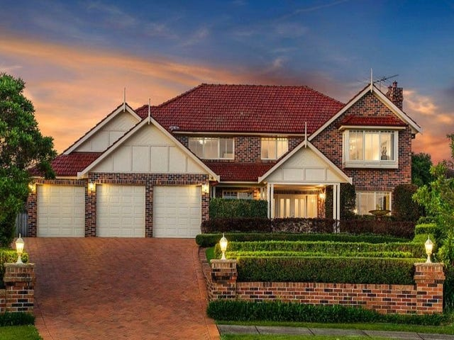 14 Stirling Court, Castle Hill, NSW 2154