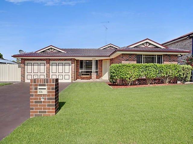33 Marcus Clarke Crescent, Glenmore Park, NSW 2745