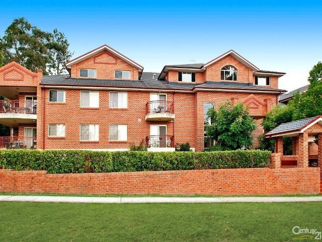 11/19-29 Sherwin Avenue, Castle Hill, NSW 2154