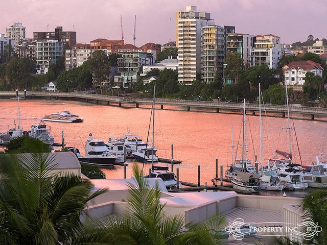 203/1 O'Connell Street, Kangaroo Point, Qld 4169