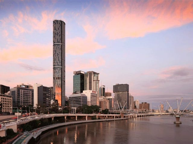 Level 33/43 Herschel Street, Brisbane City, Qld 4000