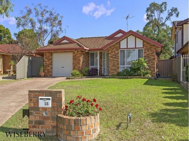 15 Centauri Circuit, Cranebrook, NSW 2749