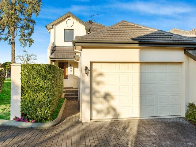 1/27 Barina Downs Drive, Bella Vista, NSW 2153