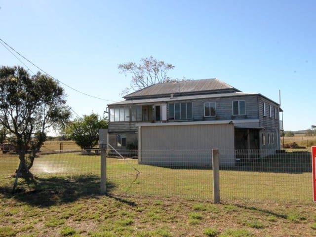 554 ETNA CREEK ROAD, Etna Creek, Qld 4702