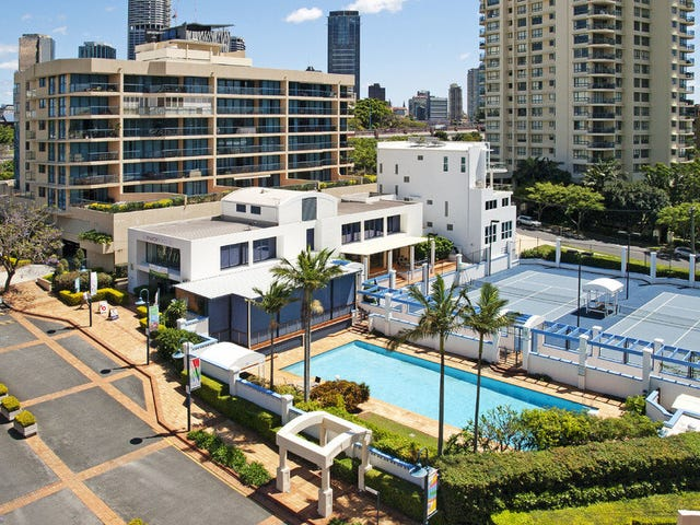35/45 Deakin Street, Kangaroo Point, Qld 4169