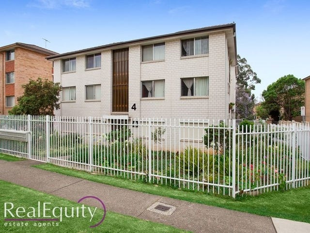 8/4 Forbes Street, Liverpool, NSW 2170
