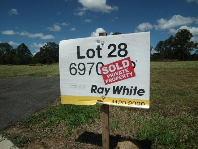 Lot 28 Mary View Drive, Yengarie, Qld 4650