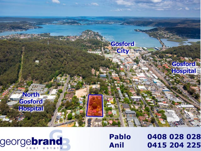 7-11 Range Road, North Gosford, NSW 2250