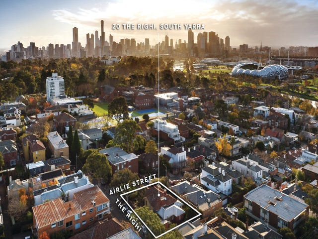20 The Righi, South Yarra, Vic 3141