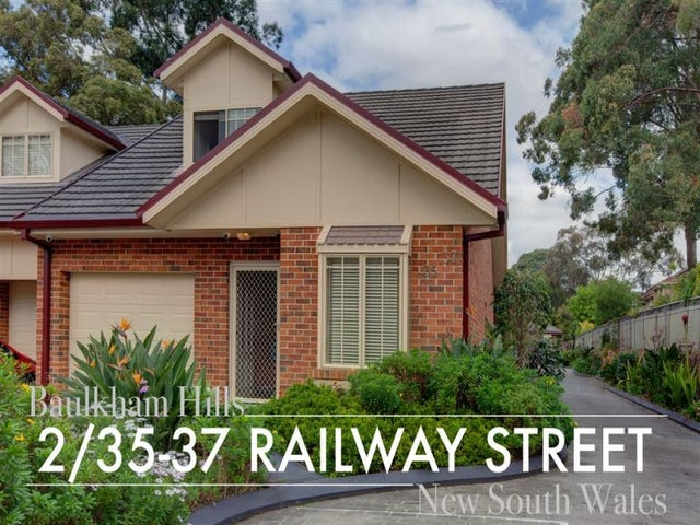 2/35-37 Railway Street, Baulkham Hills, NSW 2153