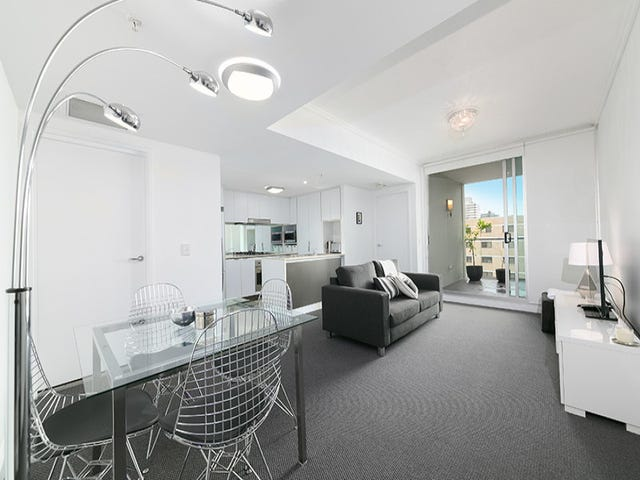 1302/108 Albert Street, Brisbane City, Qld 4000