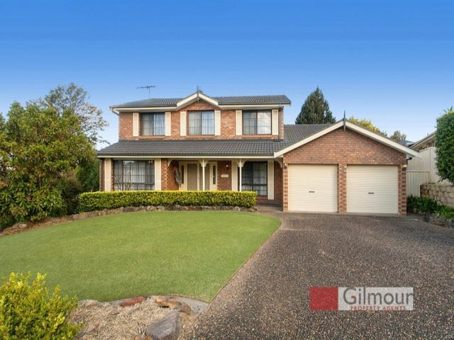 16 Stringybark Place, Castle Hill, NSW 2154