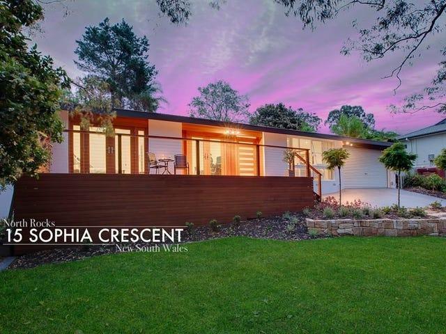 15 Sophia Crescent, North Rocks, NSW 2151