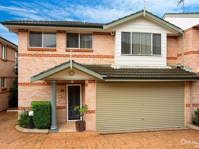 7/29-35 Pearce Street, Baulkham Hills, NSW 2153