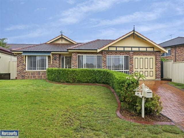 14 Inga Place, Quakers Hill, NSW 2763