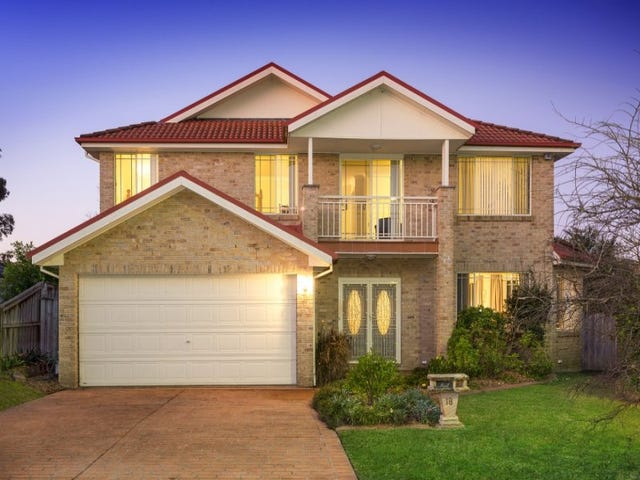 18 Iwan Place, Beaumont Hills, NSW 2155
