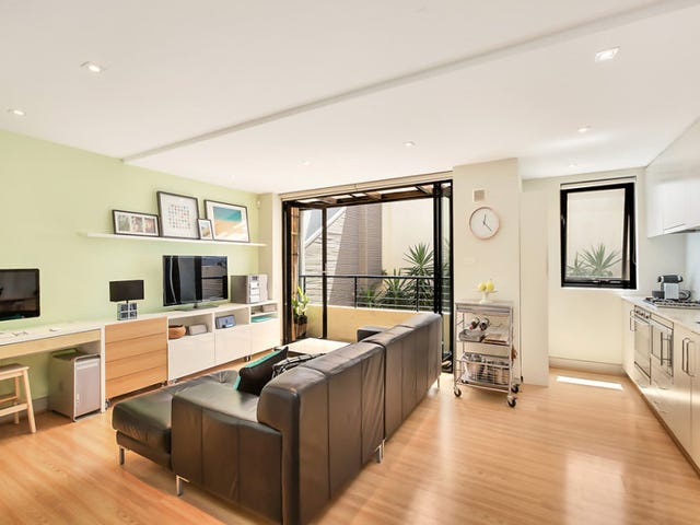 4/352 Moore Park Road, Paddington, NSW 2021