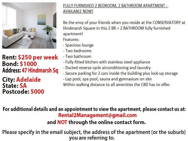 47 Hindmarsh Square, Adelaide, SA 5000